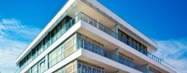 Lejlighedskompleks i Aalborg centrum